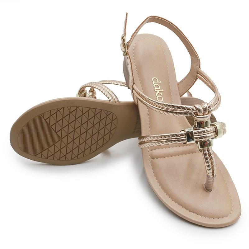 Sandalia Dakota Nude - 228715
