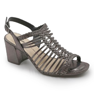 Sandalia Dakota Pewter - 236058