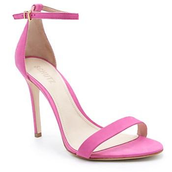 Sandalia Feminina Schutz Pink - 221810