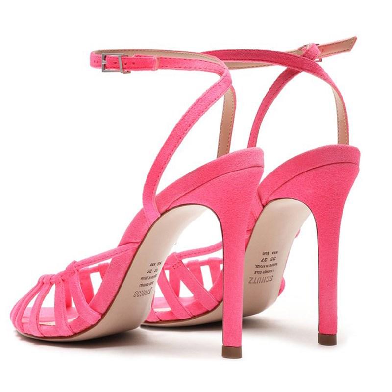 Sandália Feminina Schutz Pink - 232329