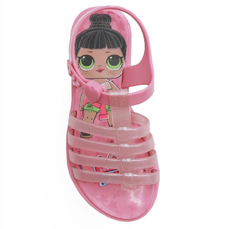 Sandalia Infantil Grendene Lol 53951 - 235089