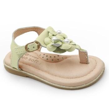 Sandalia Infantil Ortope Amarelo - 234757