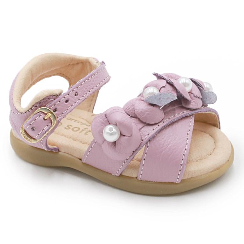 Sandalia Infantil Ortope Lilas - 234749