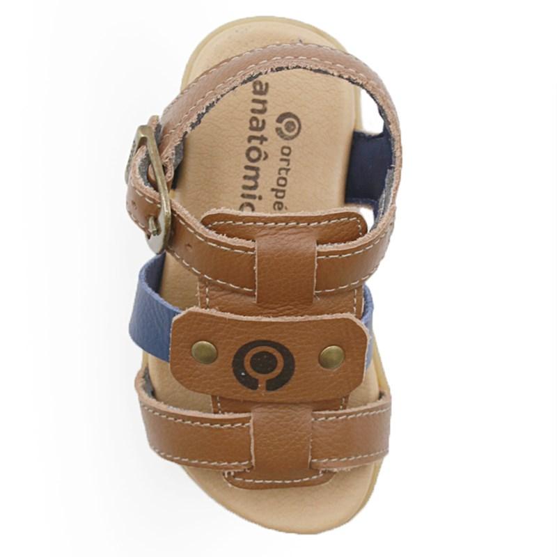 Sandalia Infantil Ortope Terra - 234650