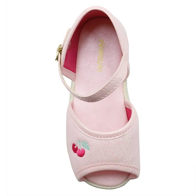 Sandália Infantil Pimpolho Rosa - 221311