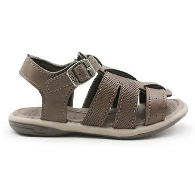 Sandalia Kidy Infantil Marrom - 243574