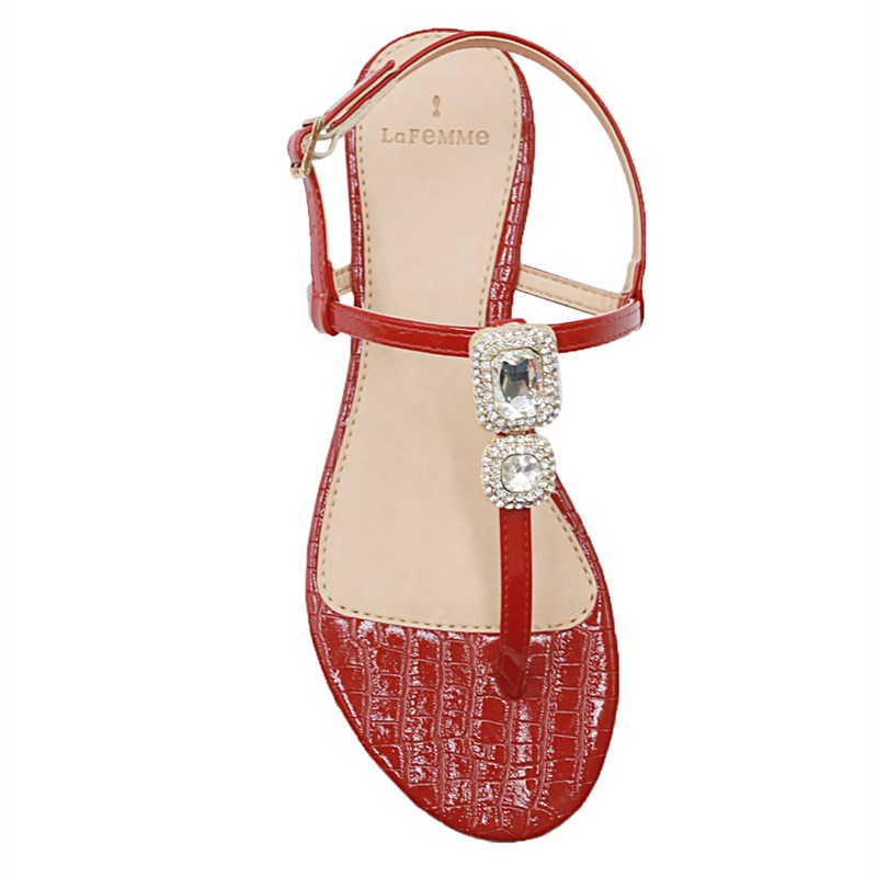 Sandalia La Femme Scarlet/Cristal - 236487