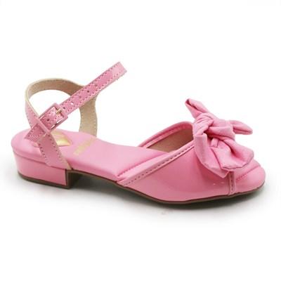 Sandalia Molekinha Infantil Rosa - 245751
