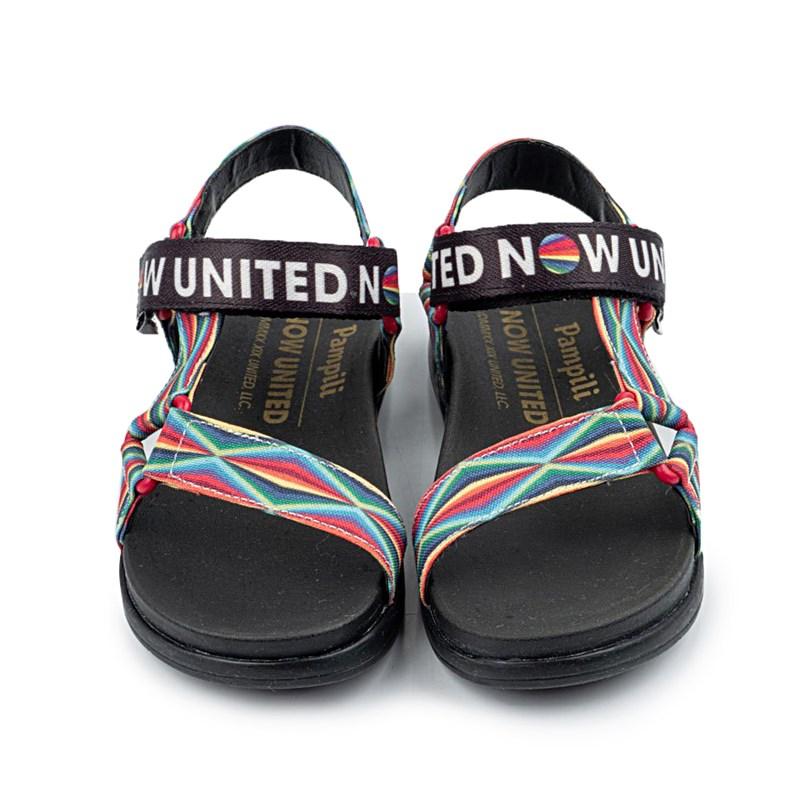 Sandália Now United Pampili Multicolorido - 235218