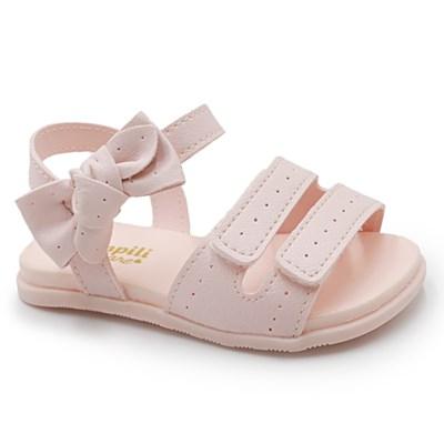 Sandalia Pampili Infantil Rosa Balet - 242409