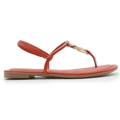 Sandalia Rasteira Dakota Acafrao - 237422