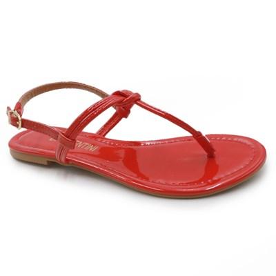 Sandalia Rasteira Feminina Di Valentini Scarlet - 237453
