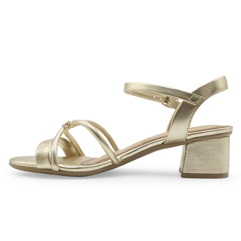 Sandalia Rmr Ferrete Ouro - 235569