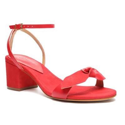 Sandalia Schutz Feminina Club Red - 241454