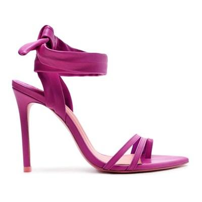Sandalia Schutz Feminina Very Pink - 244746