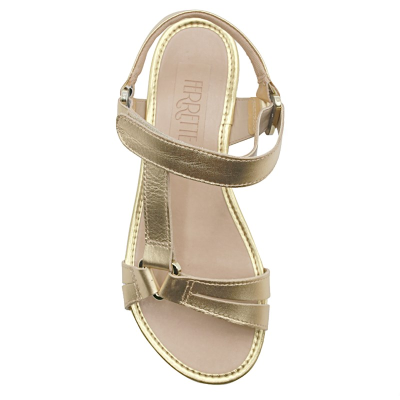 Sandalia Thc Ferrete Ouro - 234073