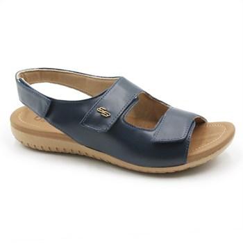 Sandalia Usaflex Feminina New Blue - 242085