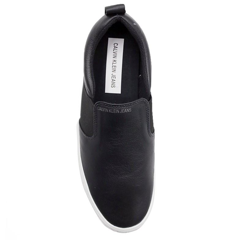 Sapatenis Calvin Klein Masculino Preto - 238205