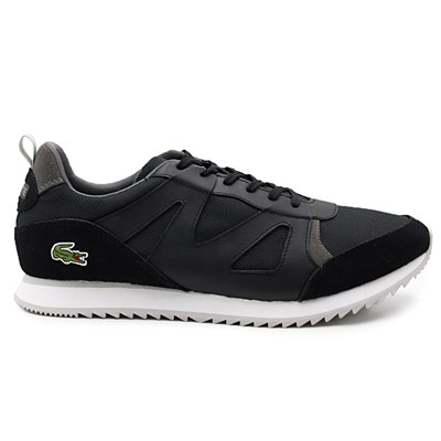 Sapatenis Lacoste Black/Dark Grey - 230550