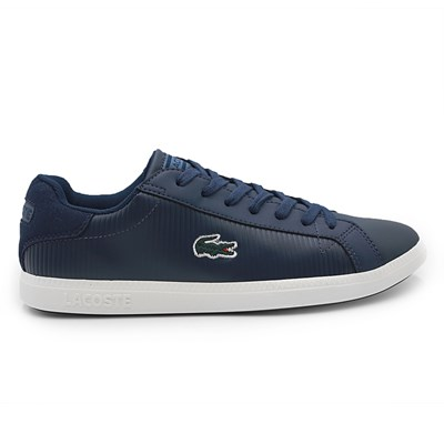 Sapatenis Lacoste Navy/Off White - 230555