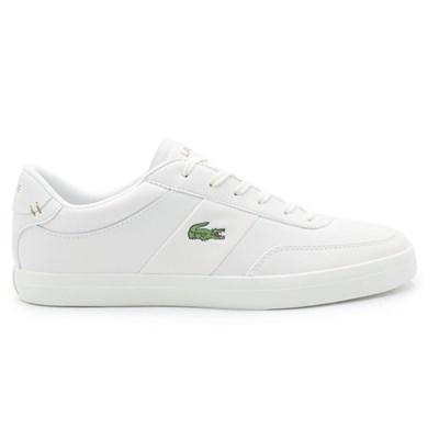 Sapatenis Lacoste Off White - 230552