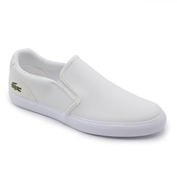 Sapatenis Lacoste Off White/White - 230553