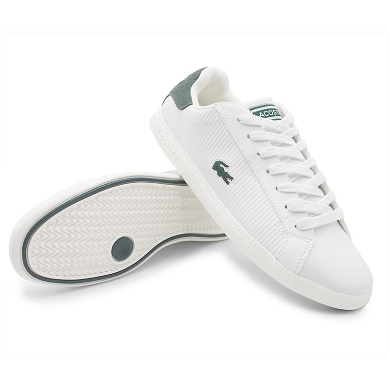 Sapatenis Lacoste White/Green - 230555