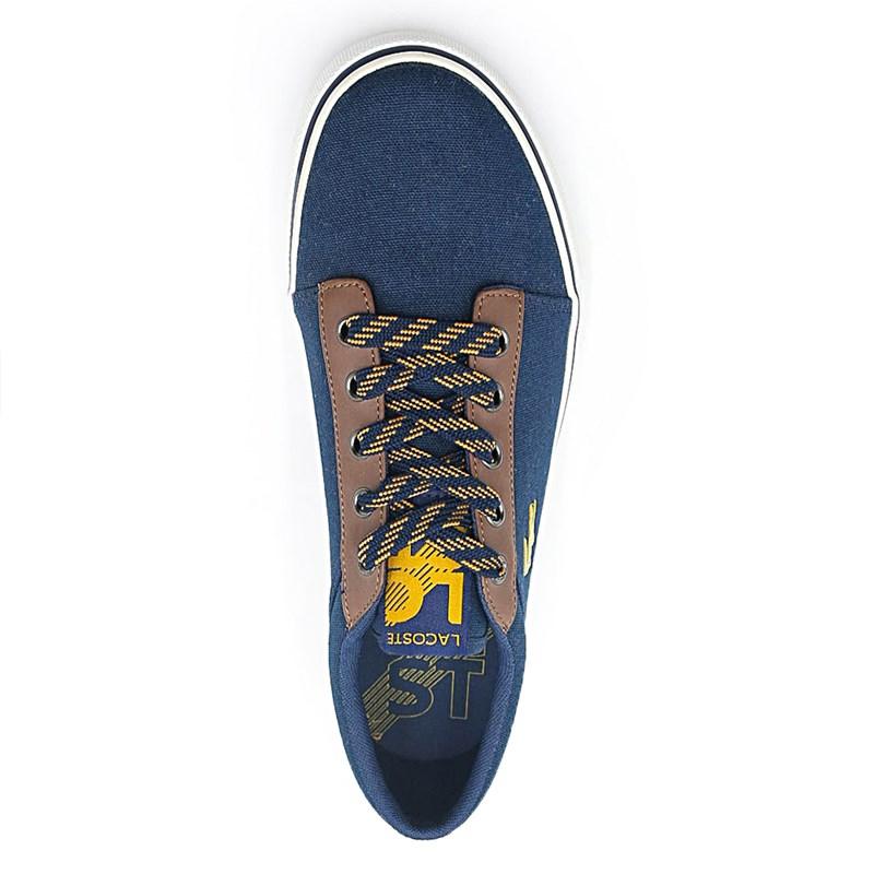 Sapatênis Masculino Lacoste Blue - 223139