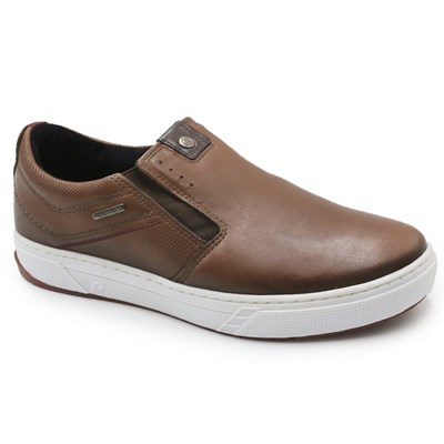 Sapatenis Pegada Terracota/Brown - 233896