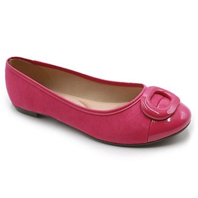 Sapatilha Feminina Moleca Pink - 228348