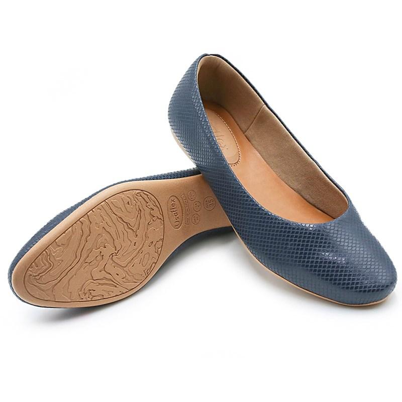 Sapatilha Feminina Usaflex New Blue - 231265