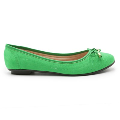 Sapatilha Moleca Feminina Verde - 246567