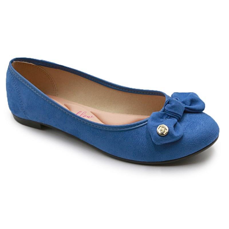 Sapatilha Moleca Jeans - 228347