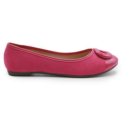 Sapatilha Moleca Pink - 228348