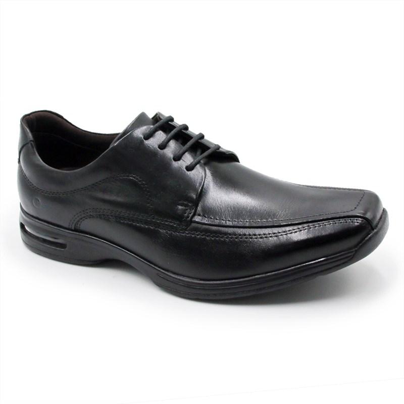Sapato Democrata Air Stretch Preto - 203471