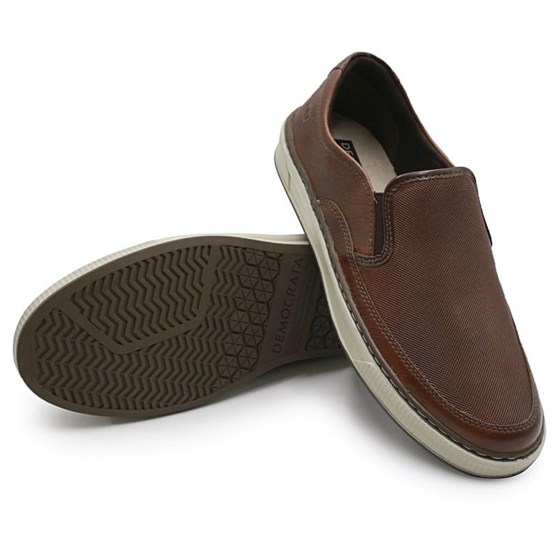 Sapato Democrata Conhaque/Tabaco - 233184