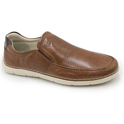 Sapato Democrata Conhaque/Tabaco - 233185