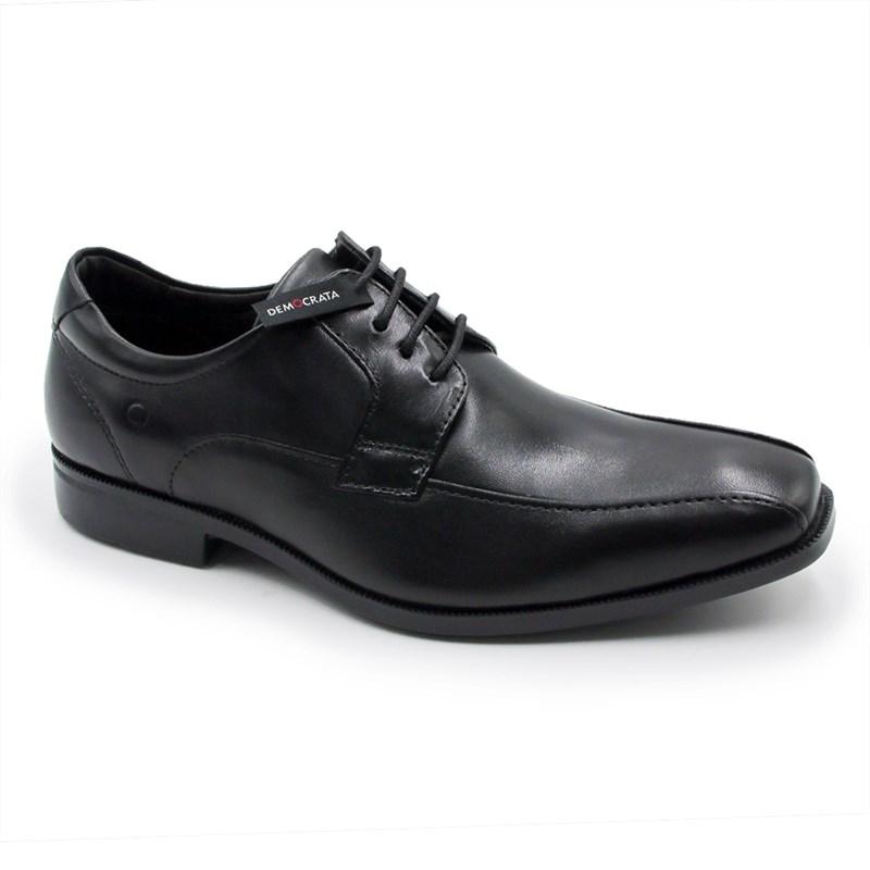 Sapato Democrata Dual Soft Dress Preto - 201237