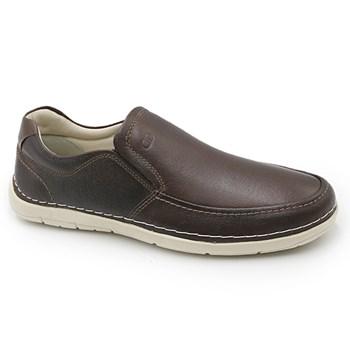 Sapato Democrata Mouro/Tabaco - 233185