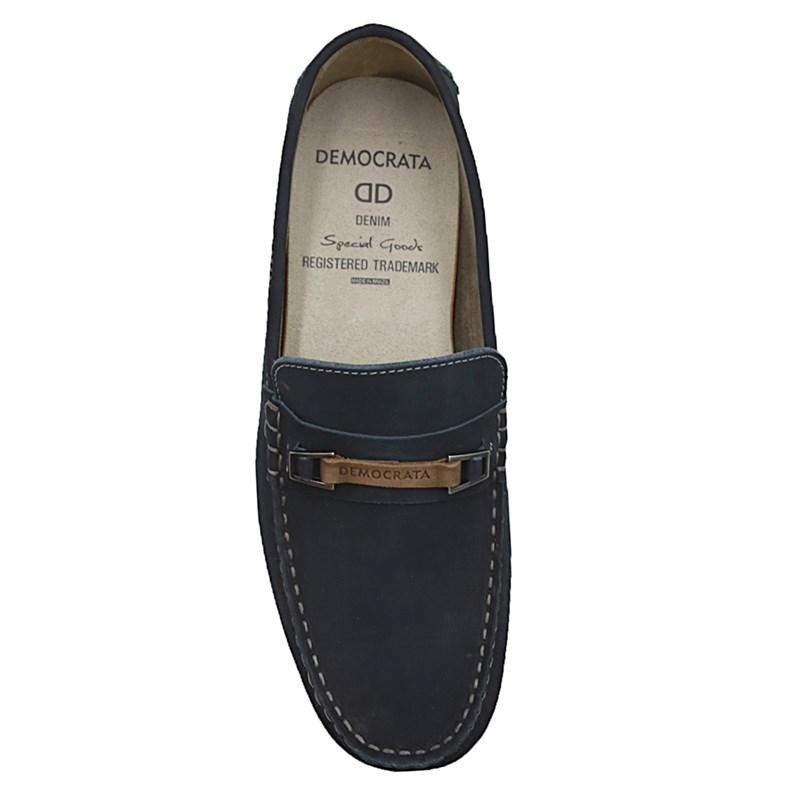 Sapato Democrata Navy/Carvalho - 233186