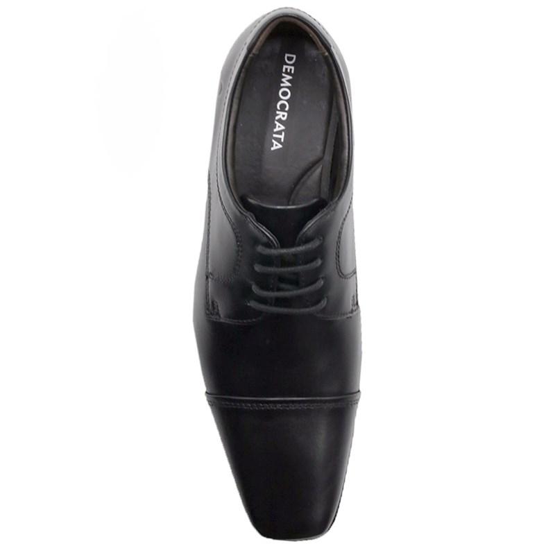 Sapato Democrata Preto - 234893