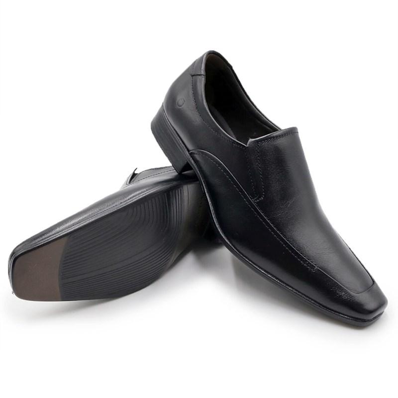 Sapato Democrata Preto - 234894
