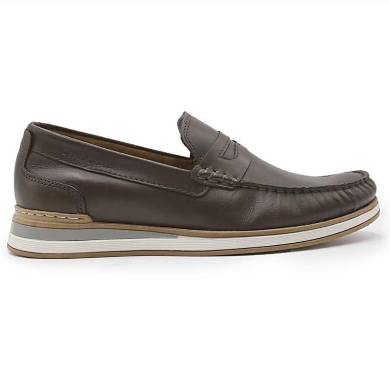 Sapato Democrata Tabaco - 234883