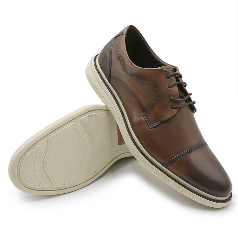 Sapato Democrata Tan - 234888