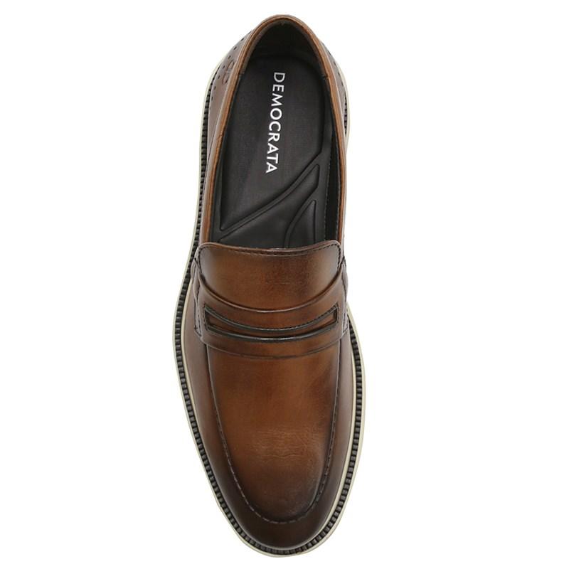 Sapato Democrata Tan - 234889