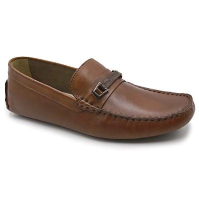 Sapato Democrata Tan/Carvalho - 233186