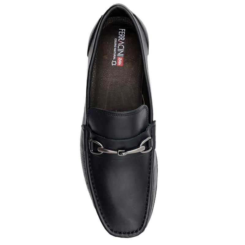 Sapato Ferracini Buenos Aires Masculino Preto - 242608