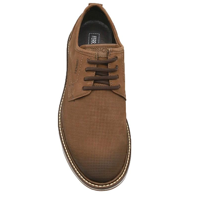 Sapato Ferracini Chocolate - 233255