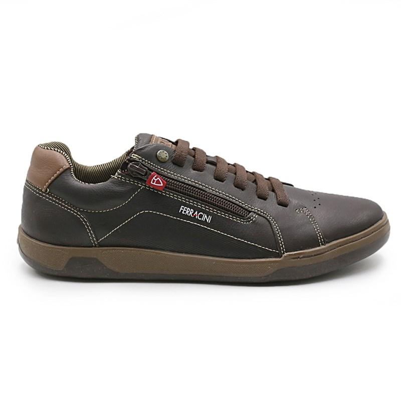 Sapato Ferracini Chocolate - 233653
