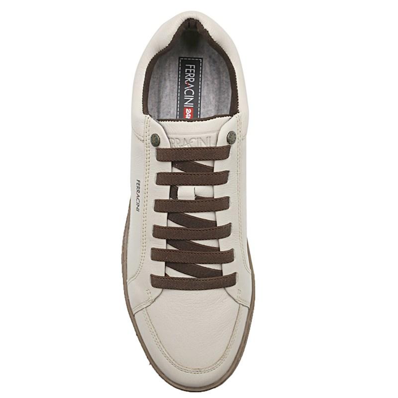 Sapato Ferracini Cinza Claro - 233656